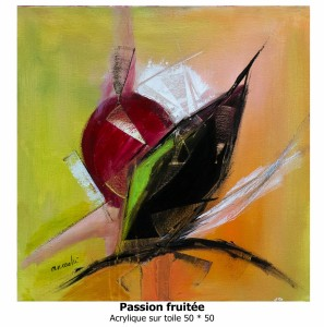 Passion fruitée